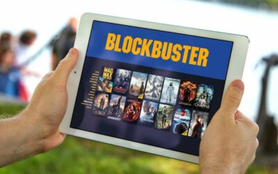 The return of Blockbuster and the future of online movies